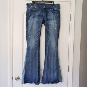 "True Religion ""Bobby"" Jeans, Size 32"